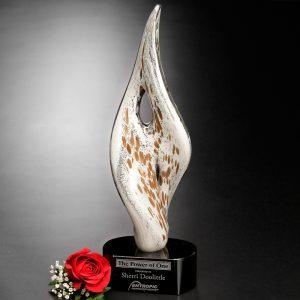 White Swirl Award