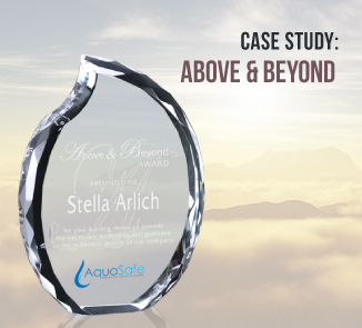Case Study: Above and Beyond