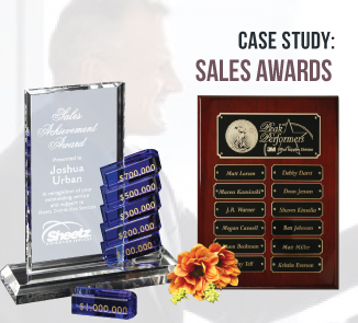 Case Study: Sales Awards