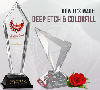 How It's Made: Deep Etch and Colorfill