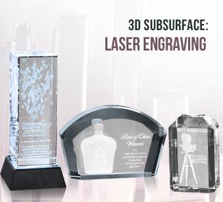 3D Subsurface Laser Engraving