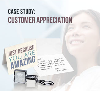 Case Study: Customer Appreciation